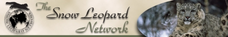 Snow Leopard Network logo