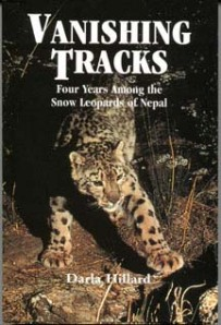"Darla Hillard ""Vanishing tracks"". Story of Rodney Jackson and first ever radio collaring of a snow leopard."