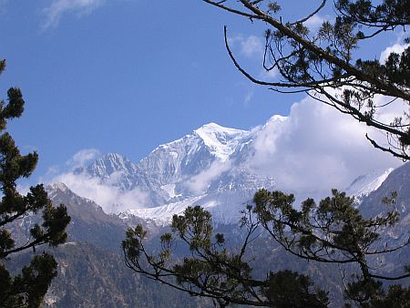 Nepal Himalayas. Photo by Sibylle