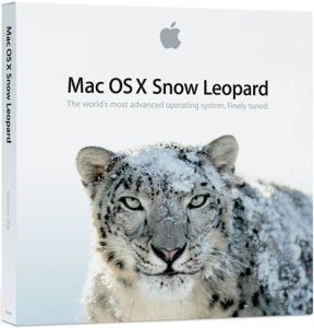 Apple Mac OS X Snow Leopard